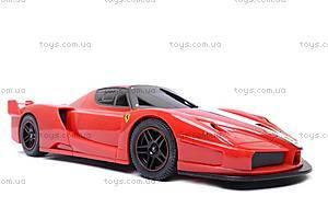Машина Ferrari, на управлении, 8118, магазин игрушек