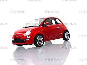 Коллекционная модель Fiat 500 2007, 22514W, фото