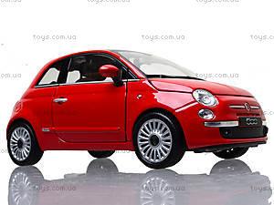 Коллекционная модель Fiat 500 2007, 22514W, отзывы