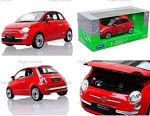 Коллекционная модель Fiat 500 2007, 22514W