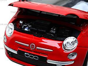 Коллекционная модель Fiat 500 2007, 22514W, цена
