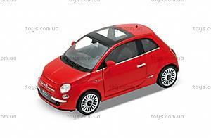 Коллекционная модель Fiat 500 2007, 22514W, купить
