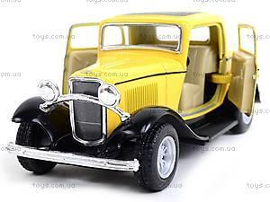Машина Ford 3-window Coupe, KT5332W, toys.com.ua