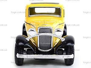 Машина Ford 3-window Coupe, KT5332W, toys