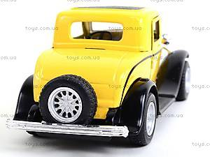 Машина Ford 3-window Coupe, KT5332W, іграшки