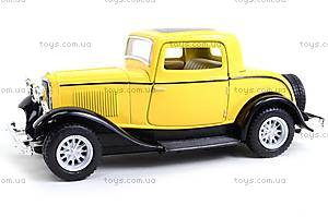 Машина Ford 3-window Coupe, KT5332W, детский