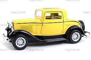 Машина Ford 3-window Coupe, KT5332W, детский