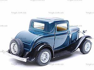 Машина Ford 3-window Coupe, KT5332W, отзывы