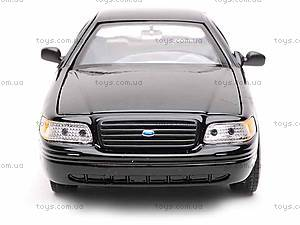 Машина Ford Crown Victoria 1999, 22082W, детские игрушки
