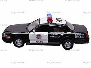 Машина Ford Crown Victoria Police, KT5327W, купить