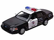 Машина Ford Crown Victoria Police, KT5327W, отзывы