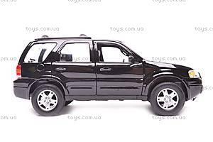 Машина Ford Escape 2005, 22463W, отзывы