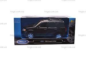 Машина Ford Escape 2005, 22463W, цена