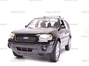 Машина Ford Escape 2005, 22463W, игрушки