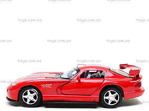 Машина Ford GT 2006, KT5092W, детские игрушки