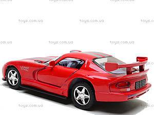Машина Ford GT 2006, KT5092W, магазин игрушек