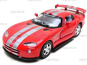 Машина Ford GT 2006, KT5092W, toys.com.ua