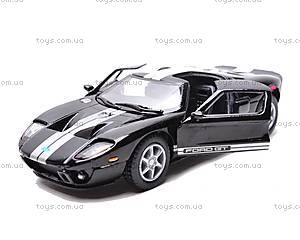 Машина Ford GT 2006, KT5092W, игрушки