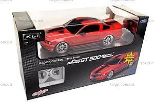 Машина Ford GT 500, на радиоуправлении, XQRC18-4, магазин игрушек