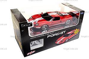 Машина Ford GT, на радиоуправлении, XQRC18-3, отзывы