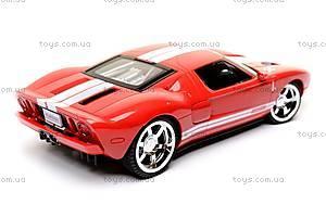 Машина Ford GT, на радиоуправлении, XQRC18-3, игрушки