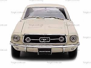 Машина Ford Mustang GT 1967, 22522W, отзывы