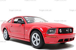 Машина Ford Mustang GT 2005, 22464W, опт