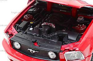 Машина Ford Mustang GT 2005, 22464W, интернет магазин22 игрушки Украина