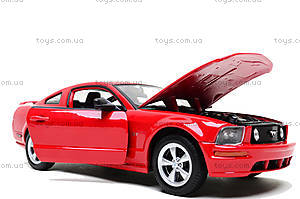 Машина Ford Mustang GT 2005, 22464W, тойс ком юа