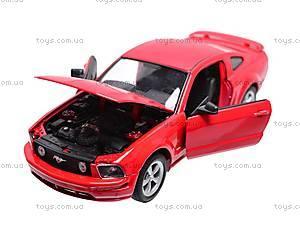 Машина Ford Mustang GT 2005, 22464W, отзывы