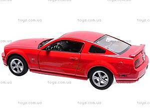 Машина Ford Mustang GT 2005, 22464W, игрушки
