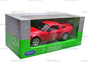 Машина Ford Mustang GT 2005, 22464W, toys.com.ua