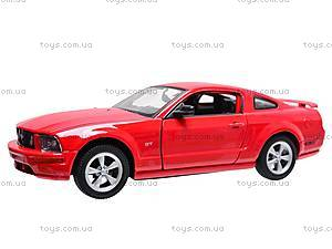 Машина Ford Mustang GT 2005, 22464W, toys