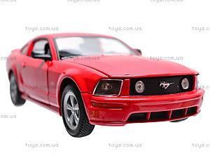 Машина Ford Mustang GT 2005, 22464W, іграшки