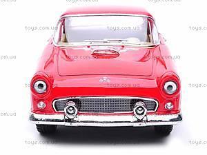 Машина Ford Thunderbird, KT5319W, отзывы