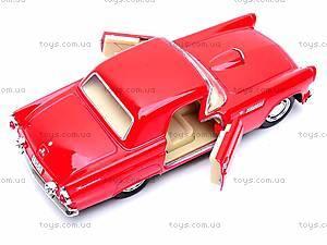 Машина Ford Thunderbird, KT5319W, игрушки