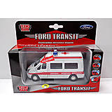 Машина Ford Transit «Реанимация», SB-13-02-1, отзывы