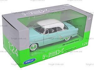 Машина Ford Victoria 1953, 22093W, детские игрушки