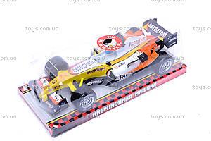 Машина «Формула 1», F991, отзывы