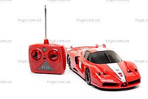 Машина FXX, на радиоуправлении, XQ063, игрушки