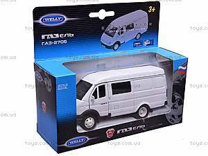 Машина ГАЗ 2705, 42387B-W, отзывы