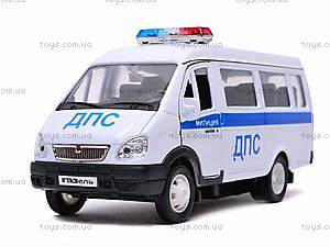 Машина ГАЗ 2705 «Милиция», 42387APB-W