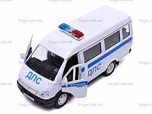 Машина ГАЗ 2705 «Милиция», 42387APB-W, купить