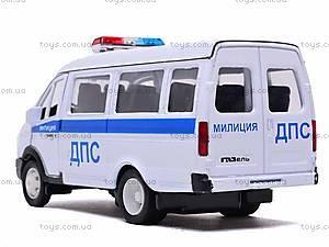 Машина ГАЗ 2705 «Милиция», 42387APB-W, фото