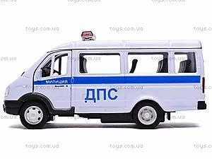 Машина ГАЗ 2705 «Милиция», 42387APB-W, отзывы