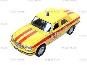Машина ГАЗ 31105 «Аварийная служба», 42384EM-W, купить