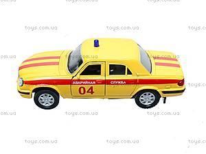 Машина ГАЗ 31105 «Аварийная служба», 42384EM-W, фото