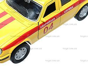 Машина ГАЗ 31105 «Аварийная служба», 42384EM-W, отзывы