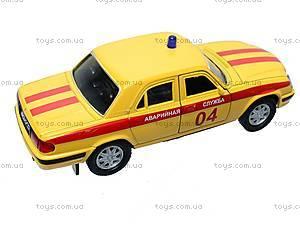 Машина ГАЗ 31105 «Аварийная служба», 42384EM-W, цена