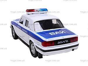 Машина  ГАЗ-31105 «Военная автоинспекция», 42384MC-W, купить